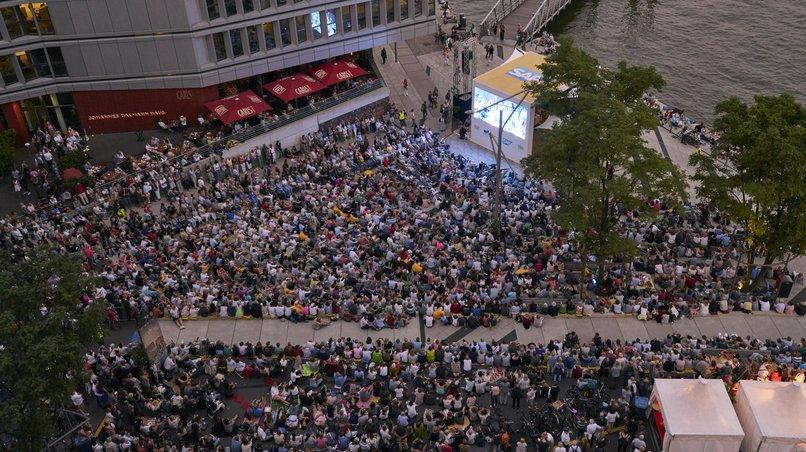 Elbphilharmonie Konzertkino kostenlos (27.08.-02.09.) [Hamburg]