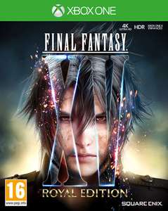 Final Fantasy XV Royal Edition (Xbox One) für 20,18€ (ShopTo)