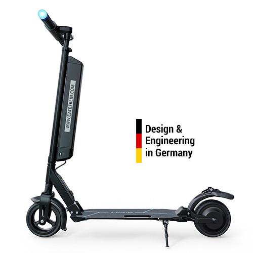 2Droid Kickster Pro (M) - E-Scooter aus Deutschland / Xiaomi M365 Alternative