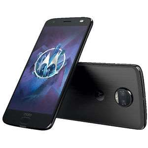 (OHNE UMZUG) EBAY - SATURN - MOTOROLA MOTO Z2 FORCE, Smartphone, 64 GB, 5.5 Zoll, Super Black, Dual SIM