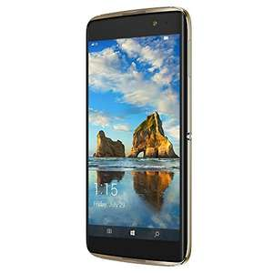 Amazon.com Alcatel IDOL 4S 6071W - 64GB- Gold (T-Mobile) 4G LTE Windows 10 Smartphone (Certified Refurbished)