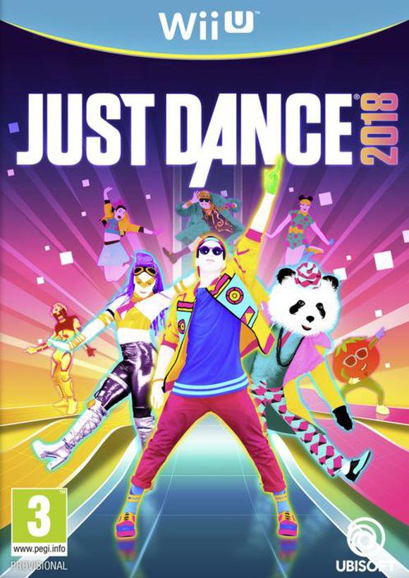 Just Dance 2018 (Wii U) für 15,50€ (Coolshop)