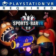 Sports Bar (PS4VR) für 6,99€ (PSN Store DE)