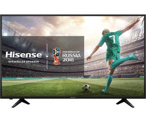 "[nbb+masterpass] Fernseher Hisense H65A6100 (65"" UHD TV, VA, 60 HZ, direct lit, Triple Tuner,  350 nits, 8 bit + FRC, HDR10)"