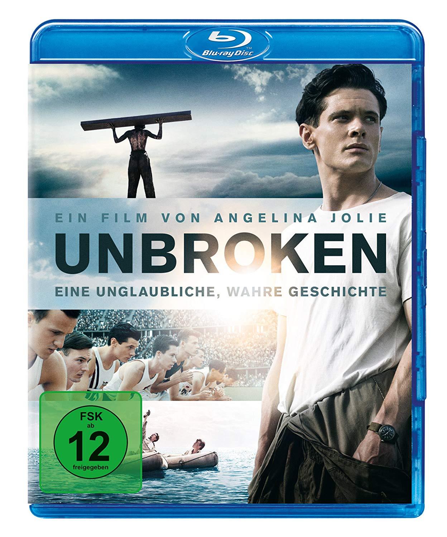 Unbroken (Blu-ray) für 4,44€ (Dodax)