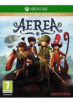 AereA Collector's Edition (Xbox One & PS4) für je 11,95€ (Base.com)