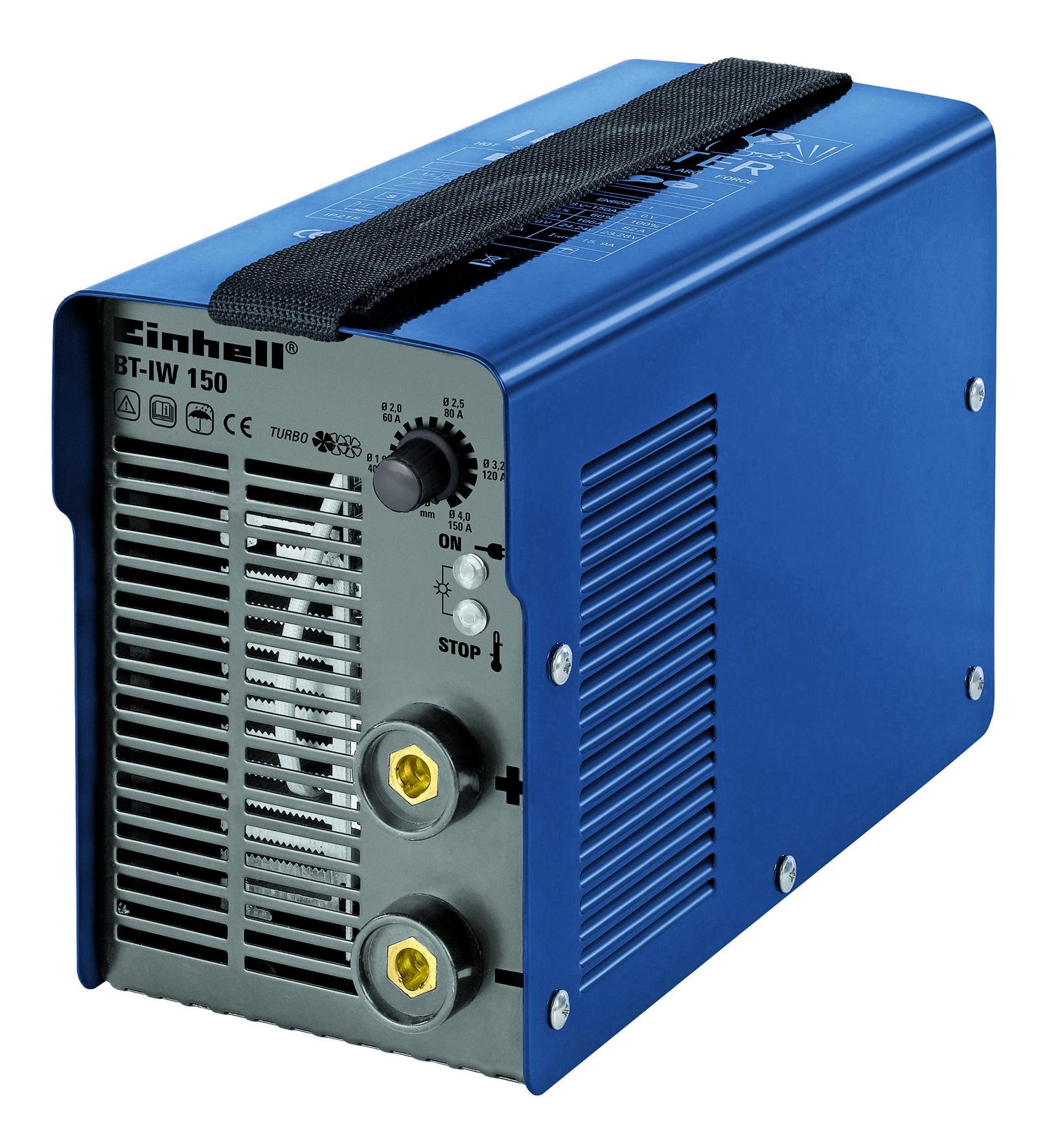Einhell Inverter-Schweissgerät BT-IW 150 für 116,25€ [Norma Online]