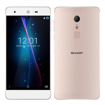 SHARP Z2 5.5 Inch 4GB RAM 32GB ROM Helio X20  2.3GHz Deca Core Smartphone