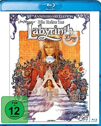 Die Reise ins Labyrinth - 30th Anniversary Edition (Blu-ray) für 5,17€ & Big Fish Der Zauber, der ein Leben zur Legende macht (Blu-ray) für 5,10€ (Amazon Prime & Dodax)