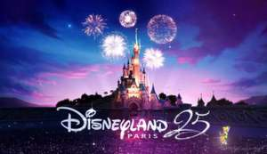 [attractiontix.co.uk] Disneyland Paris - Tagesticket zum Kinderpreis (ab 38£; Juli-Oktober - inkl. Marvel Summer of Super Heroes)