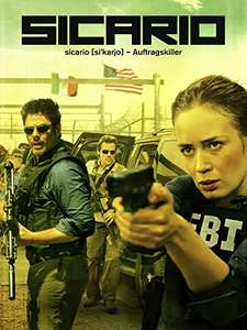 [Prime Video] Sicario [dt./OV] zum Kauf in HD
