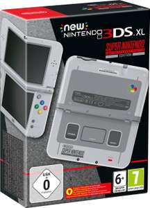 [Lokal, Media Markt Oldenburg (Niedersachsen)] Nintendo New 3DS XL SNES Edition 119€