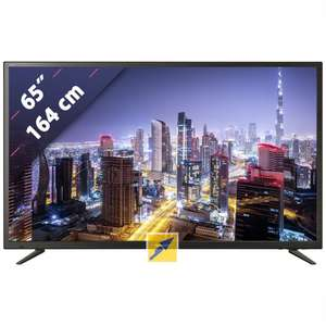 Sharp LC-65CUG8052E 65 Zoll Ultra-HD 4K LED Smart TV (TECHNIKdirekt über Rakuten)