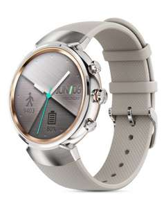 Asus ZenWatch 3 in Silber bei IBOOD