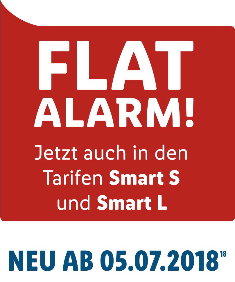 Lidl-Connect zieht nach - Telefonie-Flat für 7,99€ im Vodafone-Netz (3G bis 30 Mbit/s)