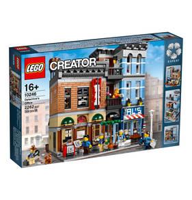 15% Rabatt auf LEGO Friends, City, Technic und Creator, z.B. Detektivbüro 10246