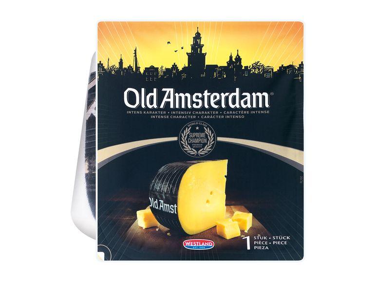 Old Amsterdam, am Stück (250g, Kilopreis 13,40.- ) bei Lidl