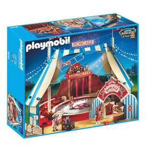 Playmobil Sonntagsangebote @ Galeria Kaufhof, z.B. Roncalli Zirkuszelt