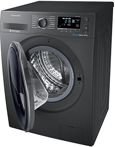 Samsung WW80K6404QX/EG Waschmaschine WiFi Smart Control Energieklasse A+++ [Amazon]