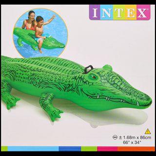 [Action] Intex Aufblas-Krokodil Schwimmtier / Wassertier