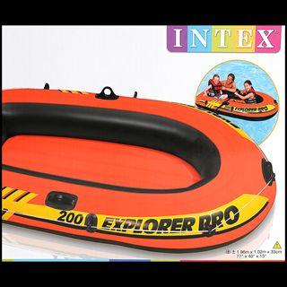 [Action] Intex Schlauchboot Explorer Pro 200