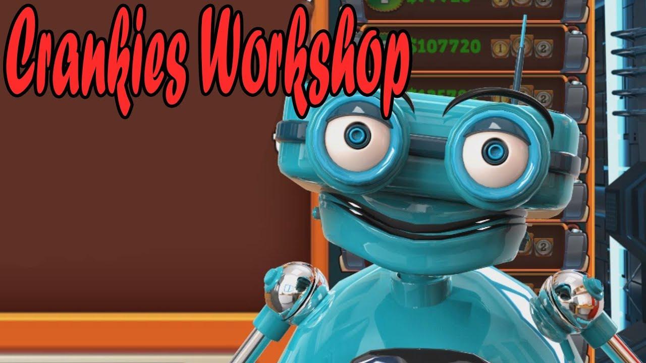 [STEAM] Crankies Workshop: Random Game @Gleam.io