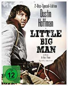 Little Big Man 2-Disc Special Edition (Blu-ray + Bonus-Blu-ray) für 7,99€ (Amazon Prime & Dodax)