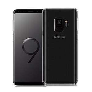 Samsung Galaxy S9 Hülle Transparent 50% Coupon auf Amazon
