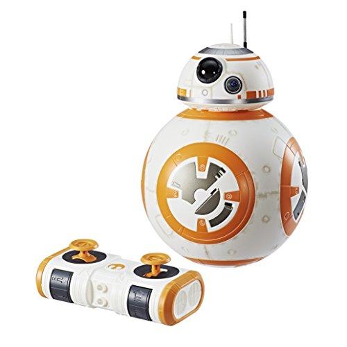 Star Wars Episode 8: Ferngesteuerter BB-8-Droide für 35,36€ (Amazon FR)