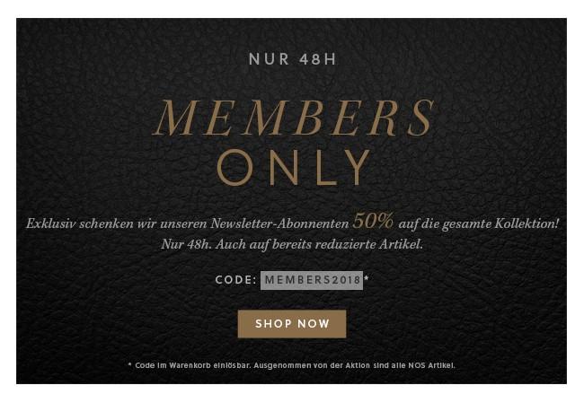 Pierre Cardin Online Shop - 50% auf alles