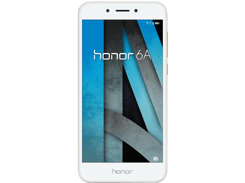 HONOR 6A 16 GB Gold Dual SIM für 88€ bei Media Markt