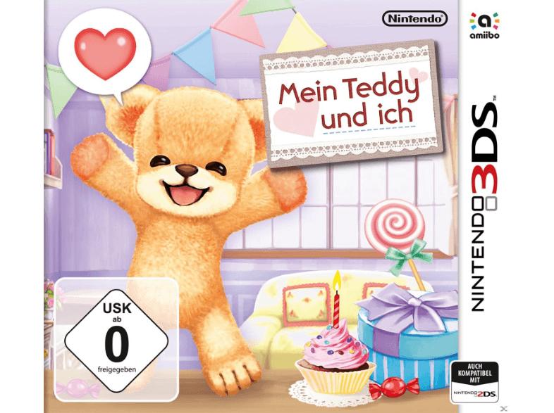 Mein Teddy und ich [Nintendo 3DS] für 6€ bei Media Markt