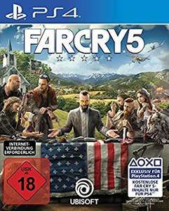 Far Cry 5 (PS4) [amazon.de]