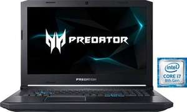 "Acer Predator 500 - GTX1070, 16 GB Ram, i7-8750H 17,3"" 144Hz G-Sync Gaming Notebook"