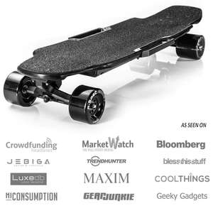 End Of Financial Year Sale bei Enertion. Raptor 2.1 elektrisches Longbaord