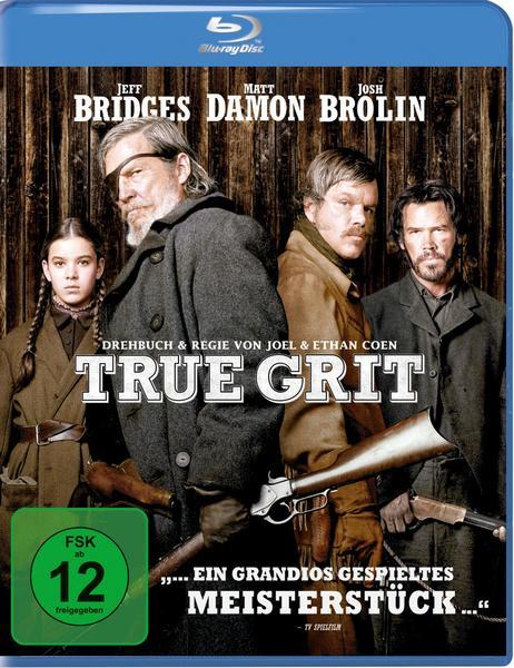 True Grit (Blu-ray) für 4,09€ (Dodax)