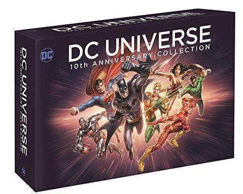 [amazon.de] DC Universe 10th Anniversary Collection (19 Blurays)