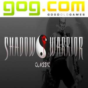 [Freebie] Shadow Warrior Classic Complete @ GOG