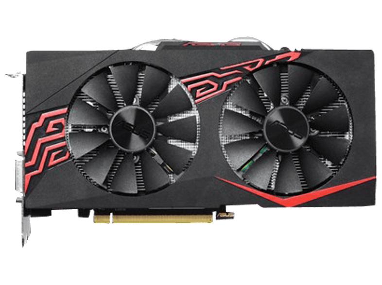 ASUS GeForce® GTX 1060 Expedition OC 6GB für 279€ (Media Markt)