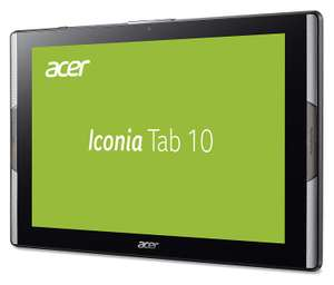 "[amazon] Acer Iconia Tab 10 A3-A50-K5RR - 10.1"" WUXGA Tablet (1920x1200, Quantum-Dot-Display, Multi-Touch, 4GB LPDDR3, 64GB Flash MMC, Mediatek MT8176, PowerVR GX6250 IGP, Android 7)"