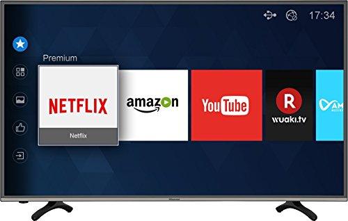 [amazon] Hisense H49MEC3050 - 49 Zoll Ultra HD 4K Smart TV (3840x2160, 60 Hz, HDR, Triple Tuner mit DVB-T2, WLAN)