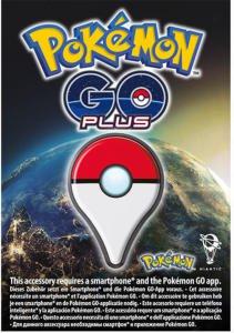 Pokémon GO Plus für 18,68€ (Amazon FR)