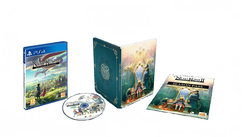 Ni No Kuni 2: Schicksal eines Königreichs Prince's Edition (PS4) für 39,63€ (Amazon IT)