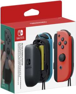 Joy-Con-AA-Batteriezubehör 2er Set (Switch) für 14,28€ (Amazon Prime)