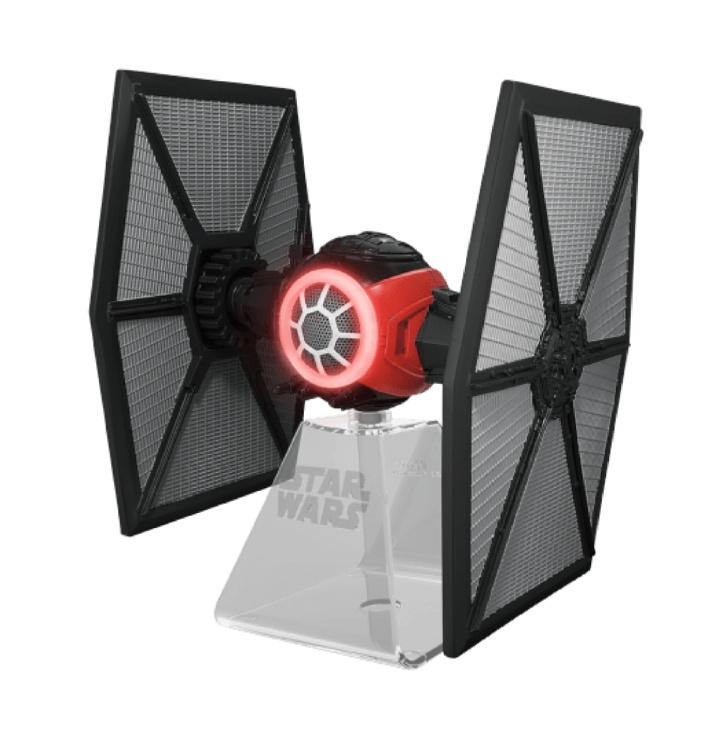 IHOME Li-B56 Star Wars TIE Fighter Bluetooth Lautsprecher, mit Beleuchtung [Mediamarkt-Shop]