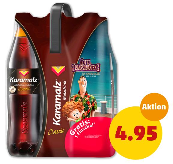 [Penny] Karamalz 6x0,75 Liter für ~0,83 € pro Flasche zzgl. Pfand