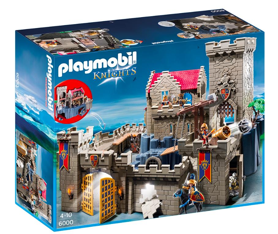 20% Rabatt auf Playmobil bei [ToysRUs] z.B. Königsburg der Löwenritter 6000
