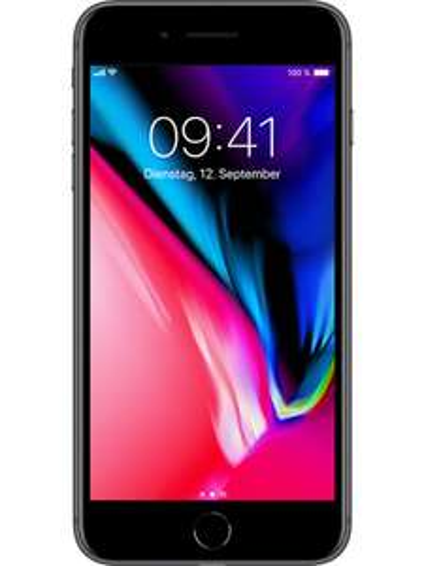 Apple Iphone 8 Plus 64 GB space grau, silber, rot