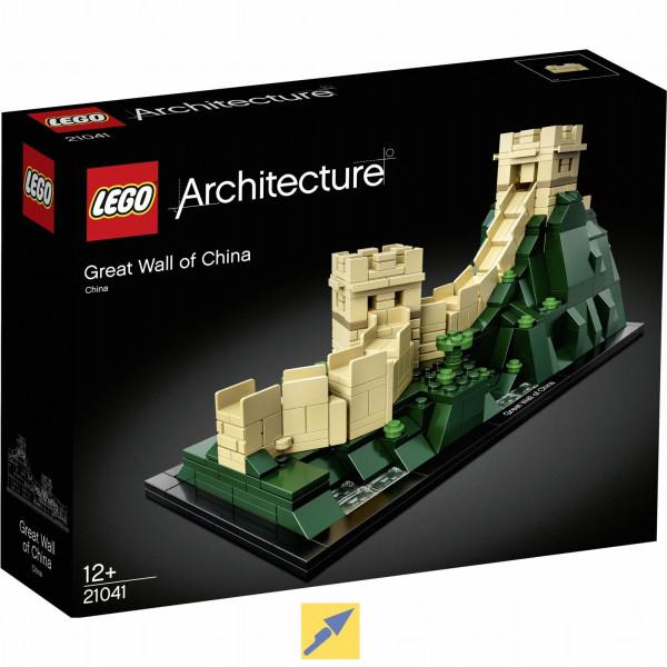 (TECHNIKdirekt) LEGO Architecture 21041 Die Chinesische Mauer