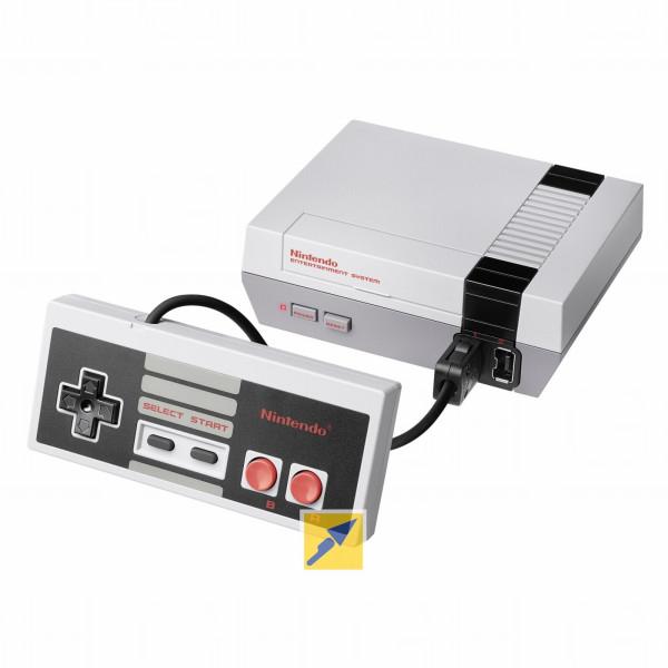 [Technikdirekt Masterpass] Nintendo Classic Mini Entertainment System NES Mini - Sofort Lieferbar!